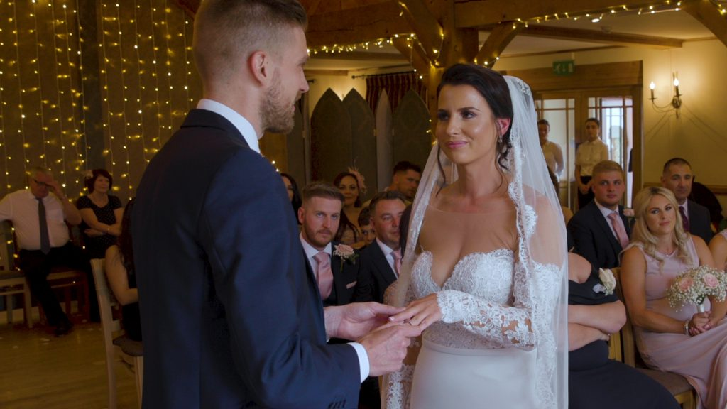 wedding videographer South Wales