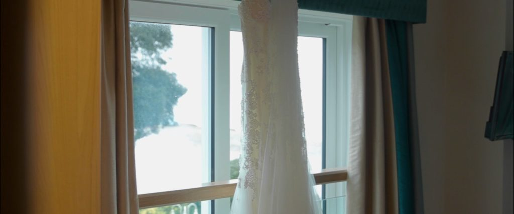 oxwhich bay hotel wedding dress